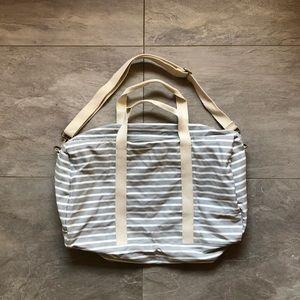 Sunita Cotton Striped Bag